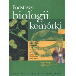 Podstawy biologii komórki 2 + CD (opr. miękka)