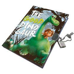 Pamiętnik na kłódkę Dobry Dinozaur