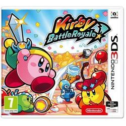 Kirby: Battle Royale Gra Nintendo 3DS NINTENDO