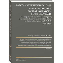 Tarcza antykryzysowa 1.0?4.0 - praca zbiorowa (opr. broszurowa)