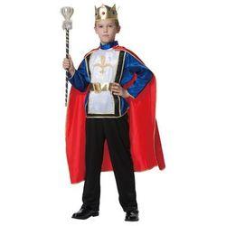 Kostium Król Deluxe dla chłopca - XXL - 152 cm
