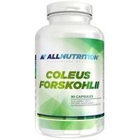 Redukcja tkanki tłuszczowej, Spalacz tłuszczu ALLNUTRITION Coleus Forskohlii 90 kaps Najlepszy produkt Najlepszy produkt tylko u nas!