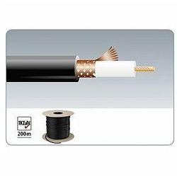 MONACOR VCC-259/SW Kabel koncentryczny