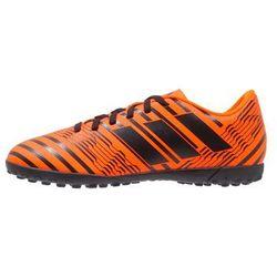 adidas Performance NEMEZIZ 17.4 TF Korki Turfy solar orange/core black