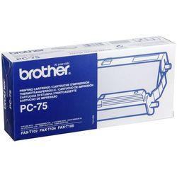 Folia Brother PC-75 do faksów (Oryginalna)