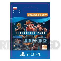 Jump Force - character pass [kod aktywacyjny]