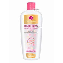 Dermacol Hyaluron oczyszczający płyn micelarny (Hyaluron Complex) 400 ml