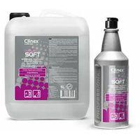 Pozostałe do podłóg i dywanów, Dispersion Soft Clinex 5L - Uniwersalny, błyszczący preparat ochronny do posadzek
