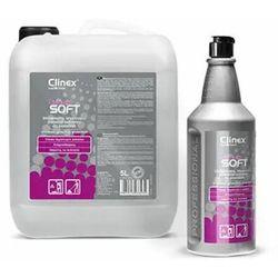 Dispersion Soft Clinex 5L - Uniwersalny, błyszczący preparat ochronny do posadzek