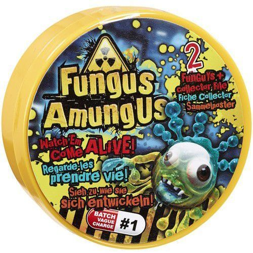 Figurki i postacie, Zabawka VIVID Fungus Amungus Szalka Petriego
