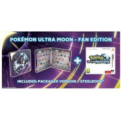 Gra 3DS Pokémon Ultra Moon Fan Edition