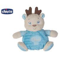 Pozostałe zabawki, Chicco Pluszak Renifer Niebieski