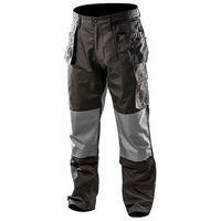 Spodnie i kombinezony ochronne, Spodnie robocze r. L / 52 2 w 1 z odpinanymi nogawkami NEO 81-225