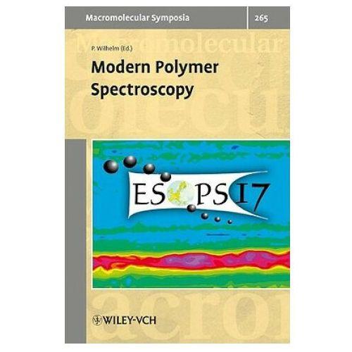 Książki do nauki języka, Modern Polymer Spectroscopy (opr. twarda)