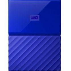 Dysk Western Digital WDBYFT0030BBL - pojemność: 3 TB, USB: 3.0, 2.5