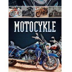 Motocykle - album - BARTOSZ ZAKRZEWSKI (opr. miękka)