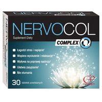 Leki uspokajające, NERVOCOL COMPLEX x 30 tabletek