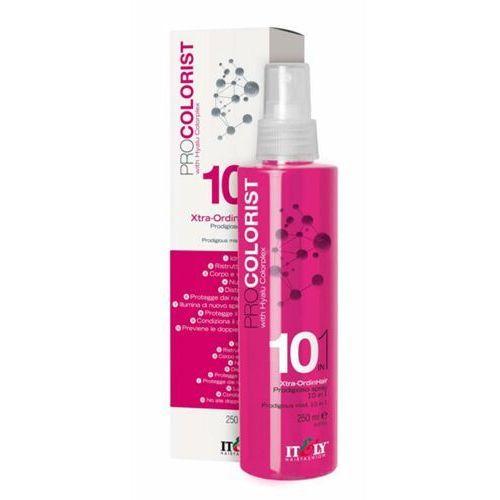 Odżywianie włosów, Itely Hairfashion PROCOLORIST XTRA ORDINHAIR 10IN1 Dwufazowa odżywka do ochrony koloru włosów farbowanych
