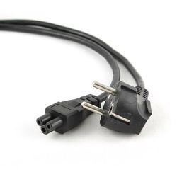Kabel zasilający Gembird do notebooka koniczynka 1.8m (PC-186-ML12) Natychmiastowa wysyłka! Darmowy odbiór w 19 miastach!