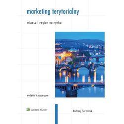 Marketing terytorialny - Andrzej Szromnik (opr. miękka)