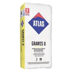 Zaprawa klejąca do styropianu i zatapiania siatki GRAWIS U 25 kg ATLAS