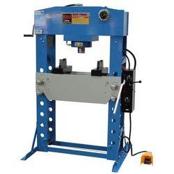 Prasa hydrauliczno pneumatyczna 100 ton - SP100HAL