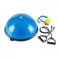 Capital Sports Balanci Pro Balance Trenażer średnica 58 cm PCW/PP ekspander niebieski