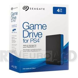 Seagate Game Drive 4TB dla PlayStation STGD4000400