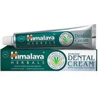 Pasty do zębów, HIMALAYA HERBALS 100g Ayurvedic Dental Cream Pasta do zębów z naturalnym fluorem