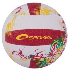Piłka siatkowa SPOKEY Eos Czerwono-Żółty (rozmiar 5)