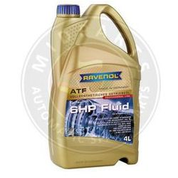 ATF 6HP Olej - 4 litry