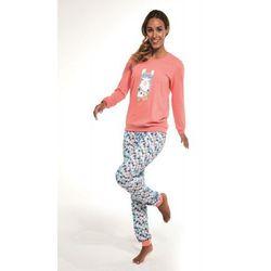 Piżama damska Cornette 356/231 Llama koralowa