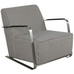 Zuiver Fotel ADWIN czarny&biały 3003003