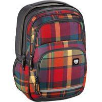 Tornistry i plecaki szkolne, Plecak szkolny BLABY kolor: woody orange
