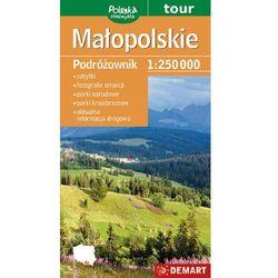 Małopolskie / Małopolska. Turystyczna mapa samochodowa. Wyd. 2014. Demart (opr. miękka)