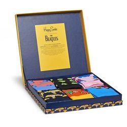 Skarpetki The Beatles x Happy Socks Giftbox (6-pak) XBEA10-2000