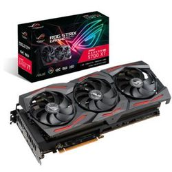 ASUS Radeon RX 5700 XT ROG STRIX OC - 8GB GDDR6 RAM - Karta graficzna