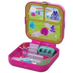 Mattel świat w pudełku Polly Pocket Lil Princess Pad