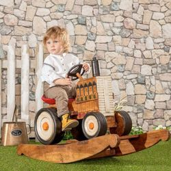 Dekoria Bujak Tractor, 45 × 100 × 68 cm