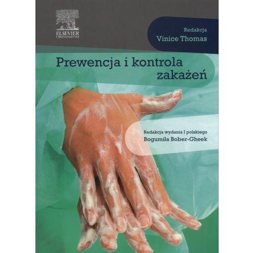 Książki medyczne, Prewencja i kontrola zakażeń (opr. miękka)