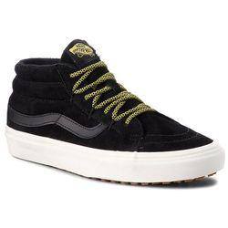 Sneakersy VANS - Sk8-Mid Reissue G VN0A3TKQI28 (Mte) Black/Marshmallow