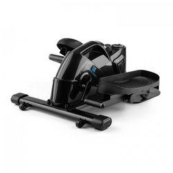 Capital Sports Minioval Minirower Trenażer domowy Steper eliptyczny czarny