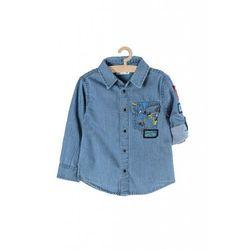 Koszula chłopięca jeansowa 1J3704 Oferta ważna tylko do 2022-09-15