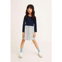 42aa92232f Mango Kids - Sukienka dziecięca Berta 110-152 cm