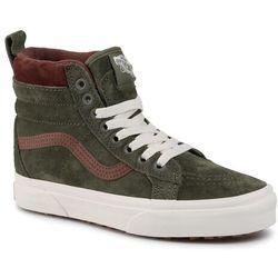 Sneakersy VANS - Sk8Hi Mte VN0A4BV7V401 (Mte) Deep Lichen Gr/Rt Br