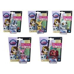 Littlest Pet Shop Figurka podstawowa B - Hasbro. DARMOWA DOSTAWA DO KIOSKU RUCHU OD 24,99ZŁ