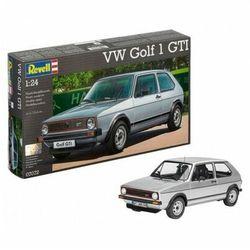 Model plastikowy VW Golf 1 GTI + PREZENT do zakupów za min.30 zł.