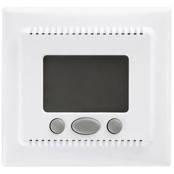 Sedna Regulator temperatury Schneider z funkcją komfort 250V 10AX 1Z/1R 5-40°C IP20 biały SDN6000221