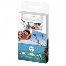 HP Papier fotograficzny ZINK 20szt. (W4Z13A)