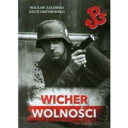 Wicher wolności + kod na książkę za 1 grosz